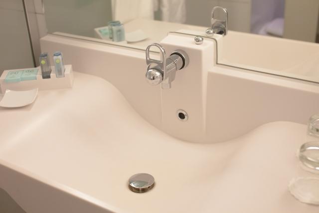 歯科 洗面所