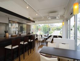 レストラン カフェ デザイン