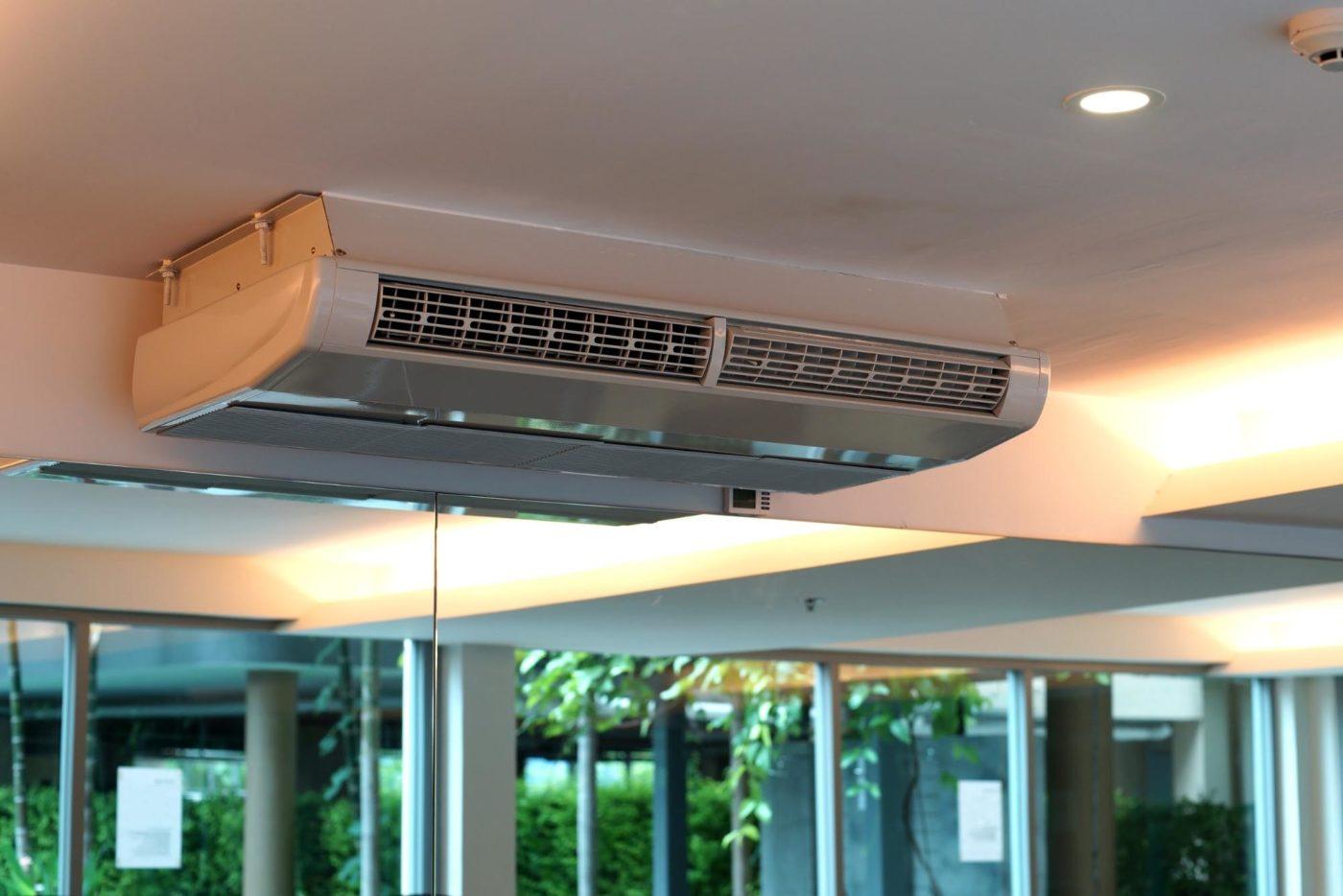 店舗の空調設備