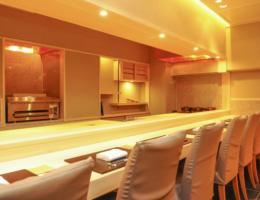 銀座の和食店
